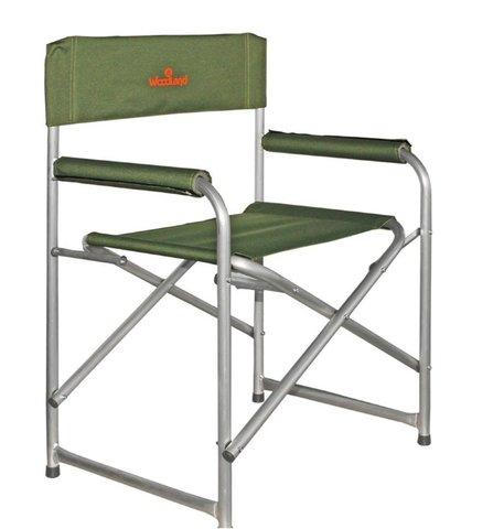 Кресло складное Woodland Outdoor ALU (алюминий) АК-01