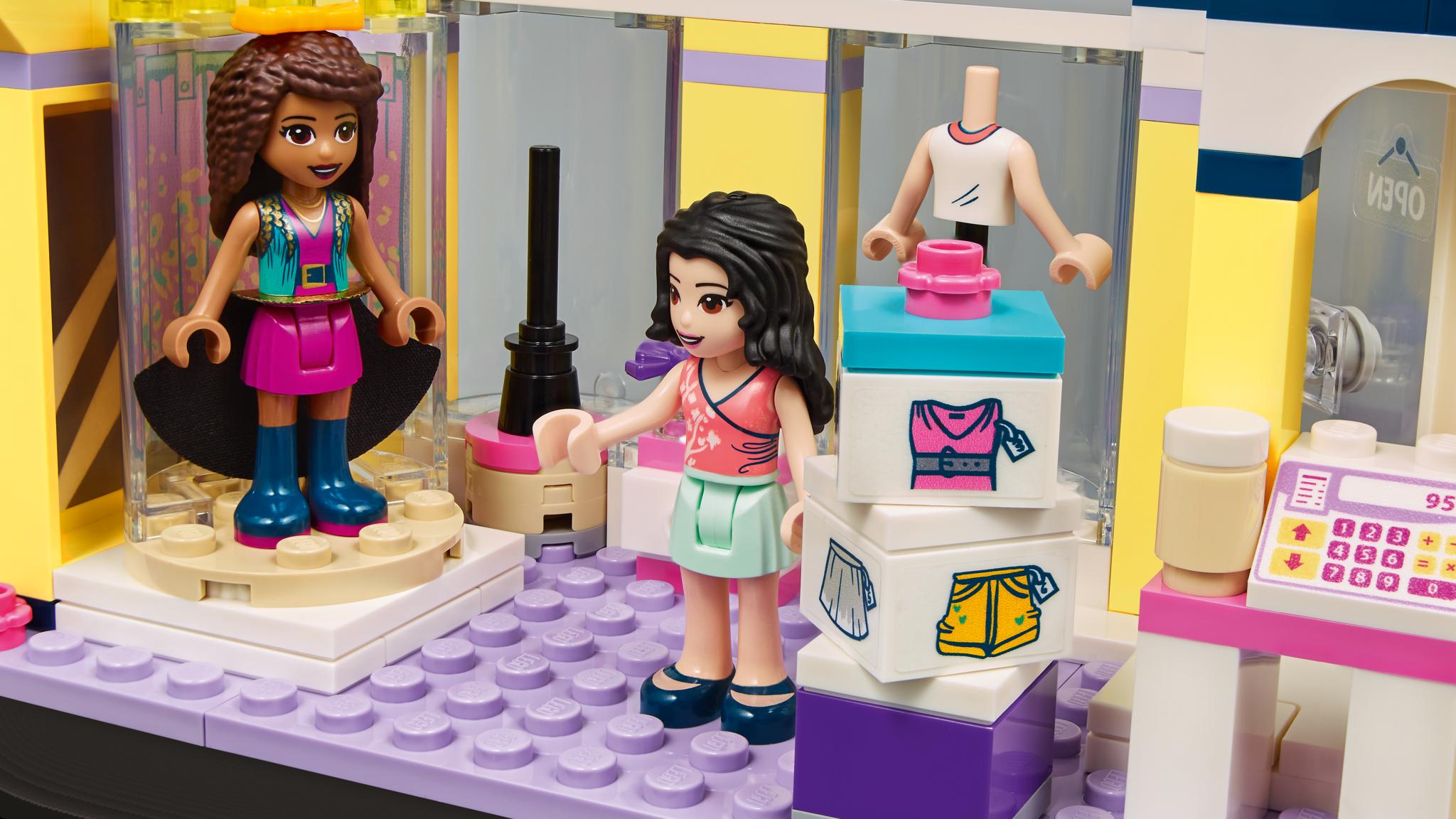 LEGO Friends 41427 Конструктор ЛЕГО Подружки Модный бутик Эммы