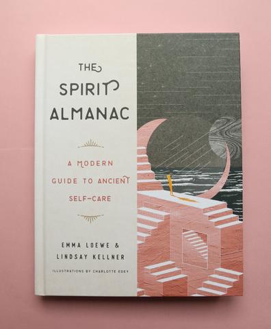 Книга The Spirit Almanac в твердом переплете