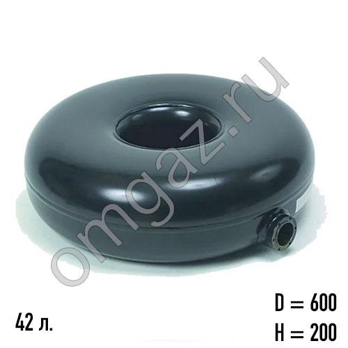 Баллон газовый ТОР (наруж) АГТ-42/1  д. 600