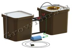Гидропонная система CubePot DUO