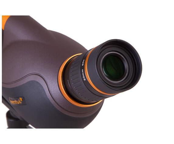 Окуляр трубы Левенгук Blaze PRO 60 с механизмом настройки четкости изображения