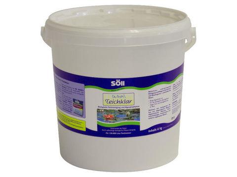 Teichklar 6 кг - Средство для осветления воды