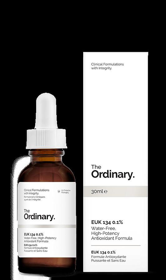 The Ordinary EUK 134 0.1%