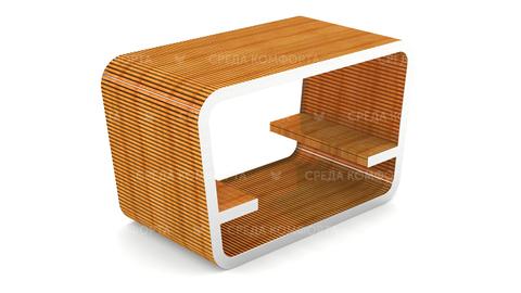 Скамейка с навесом SCAM0109