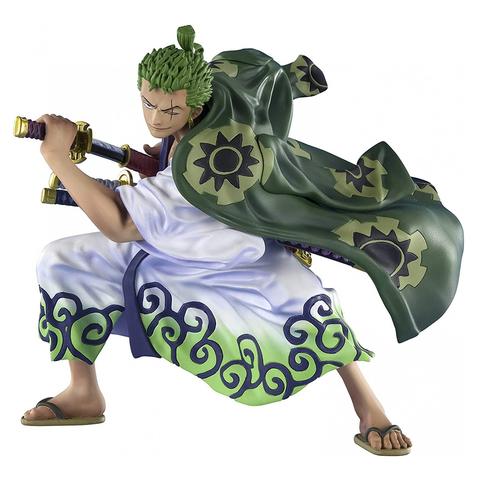 Фигурка Figuarts ZERO - One Piece Roronoa Zoro Zorojuro (Wano Country Arc)  || Зоро