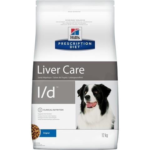Сухой корм Hills Prescription Diet L/D Canine Hepatic Health диета для собак 2 кг