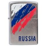 Зажигалка ZIPPO Russia Flag (207 Russia Flag)