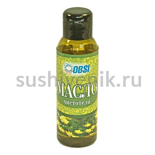 Масло чистотела Массажное масло