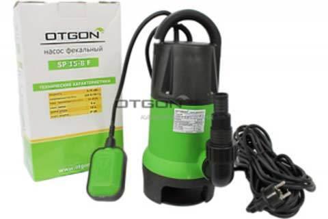 Фекальный насос OTGON SP 15-8 F