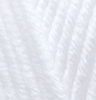 Пряжа Alize SUPERLANA MAXI 55  (Белый)