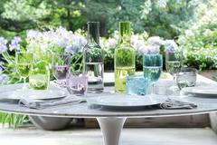 Набор из 2 стаканов Hint, 400 мл, фиолетовый, фото 3