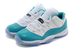 Air Jordan 11 Retro Low 'Aqua'
