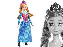 Кукла Анна Холодное Сердце, Меняющая цвет