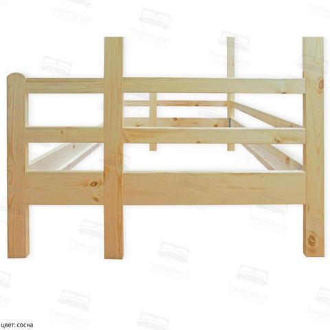 Двухъярусная кровать Шале