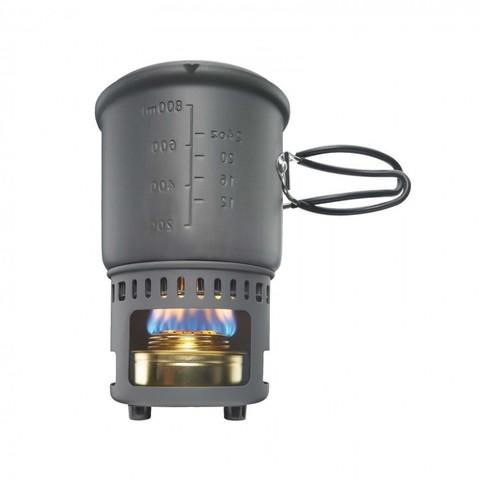 Набор для приготовления пищи Esbit CS985H-EX, со спиртовкой, 0.985 л