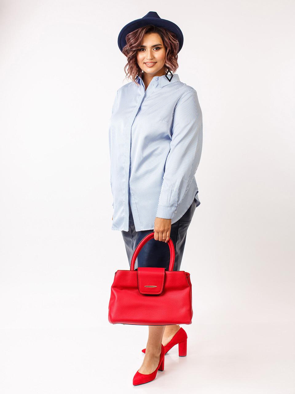 Блузки Блузка в стиле casual НБ186-36 E2bOy7im.jpg