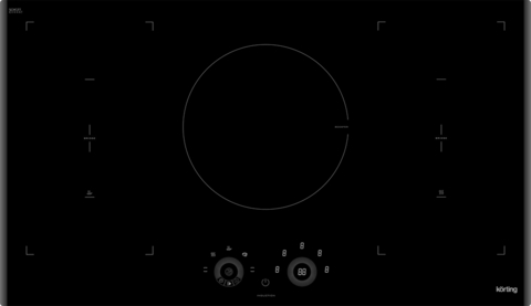 Индукционная варочная панель Korting HIB 95750 B Smart