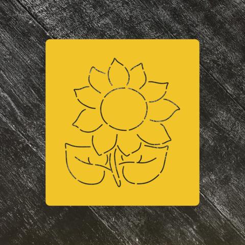 Цветок Подсолнух №1