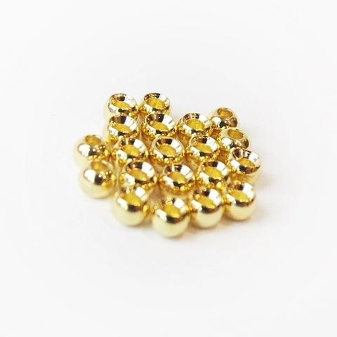 Fortuna-Fish Латунные головки Brass Beads (20 шт/уп)