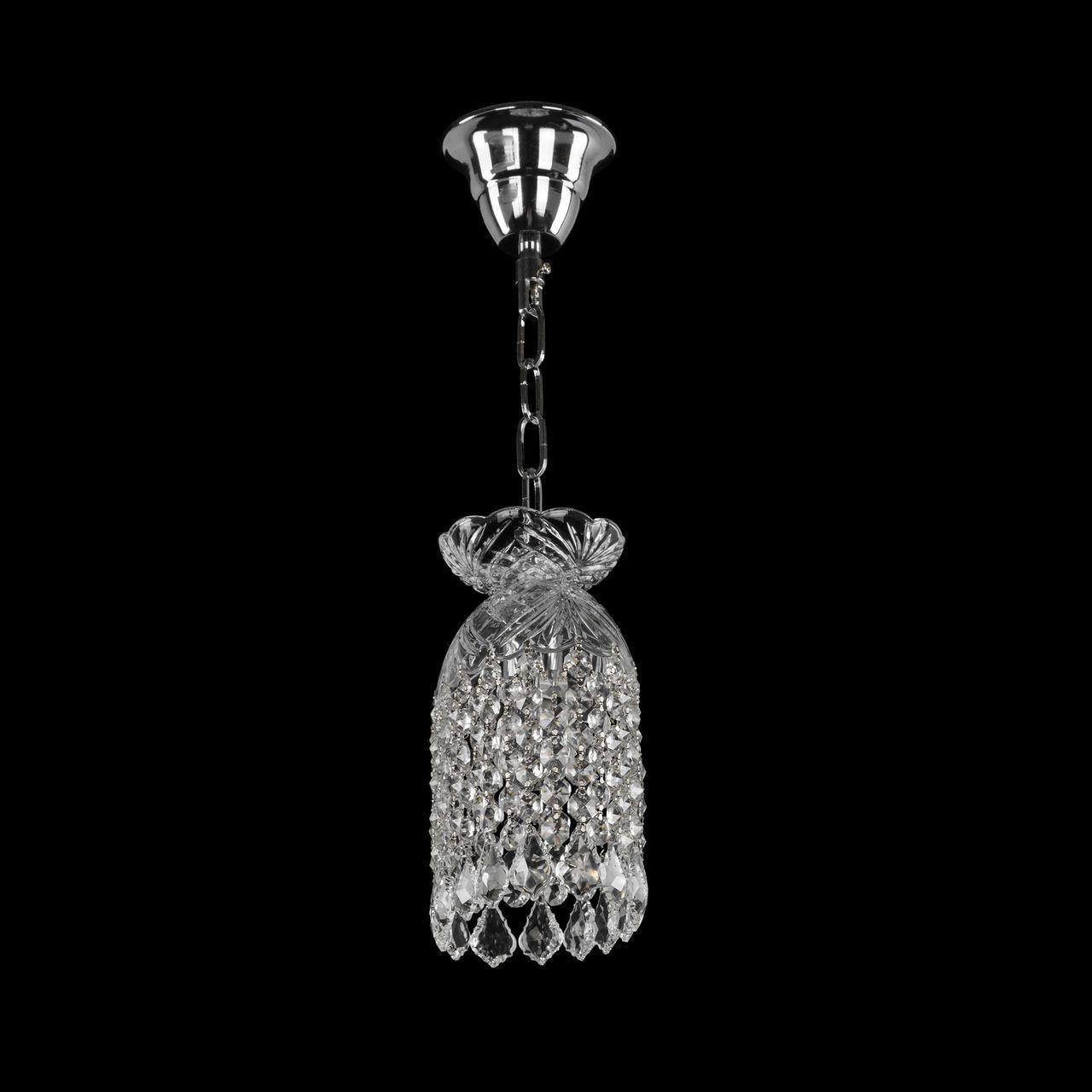 Подвесной светильник Bohemia Ivele 14783/16 Ni Leafs