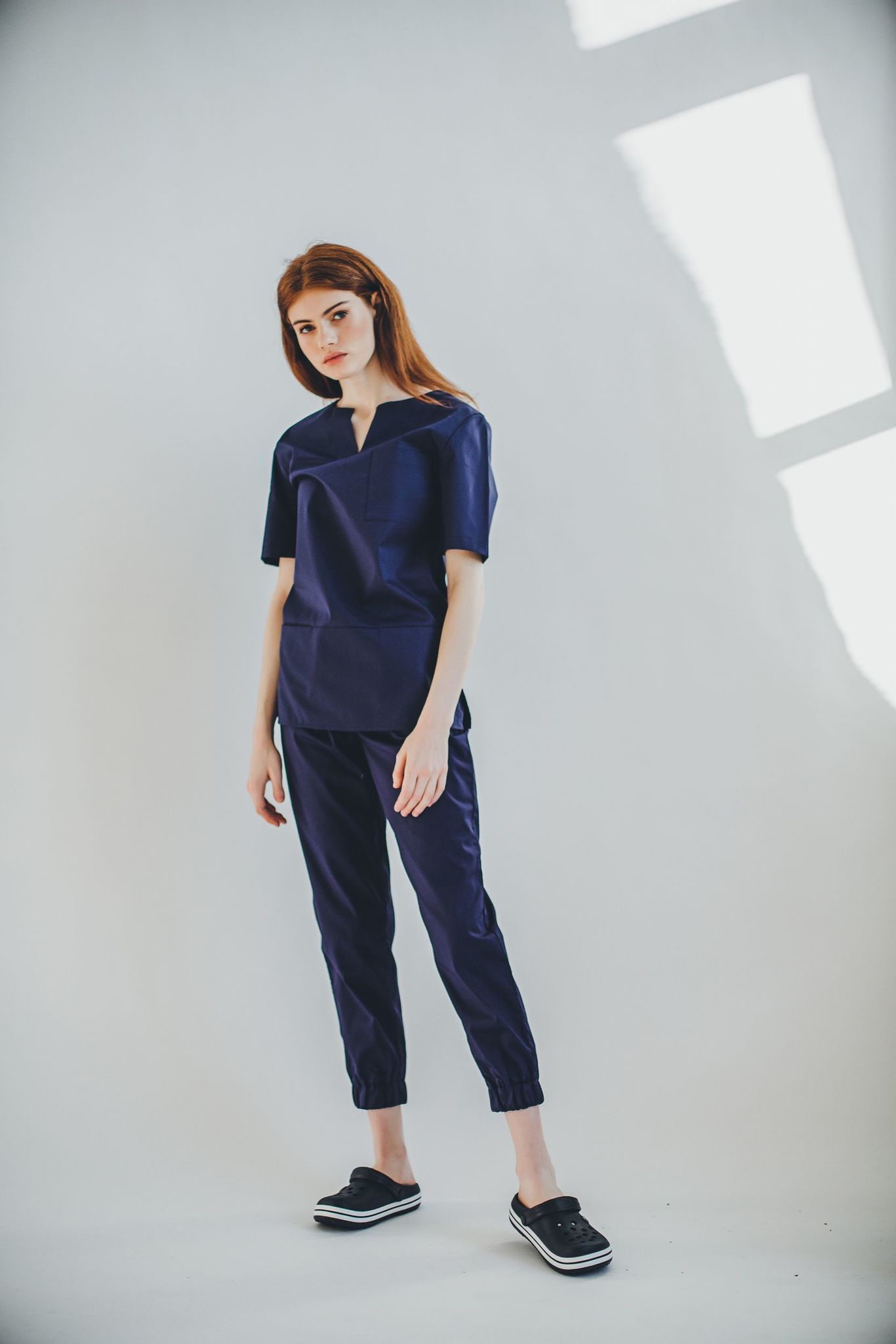 Блуза женская медицинская М 65