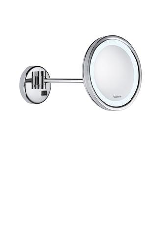 Зеркало настенное VALERA Optima Light One