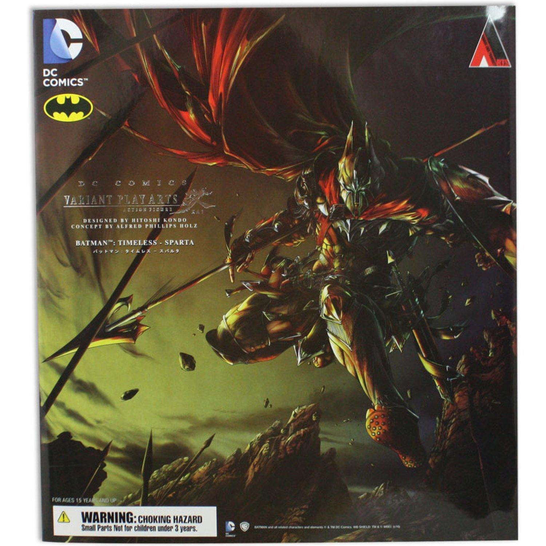 Бэтмен Вне времени фигурка Спарта