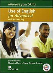 Improve Your Skills CAE Use of English SB W/Key +MPO
