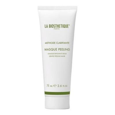 La Biosthetique Methode Clarifante: Глубоко очищающая кожу лица маска крем-эксфолиант для всех типов кожи, включая чувствительную (Masque Peeling), 75мл/200мл