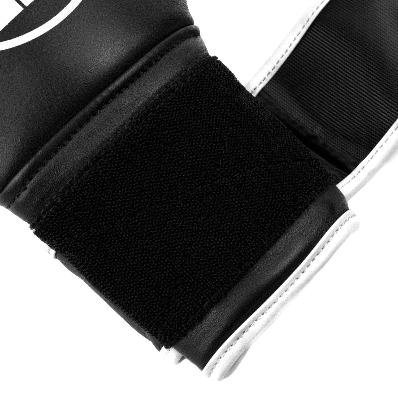 Перчатки Dozen Monochrome Black/White липучка петли