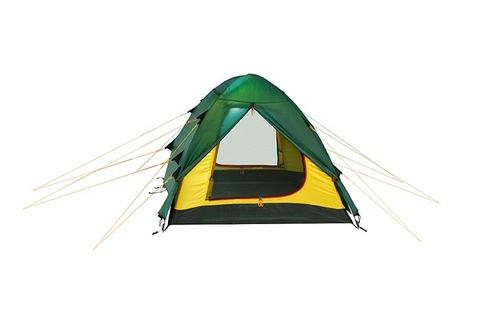 Картинка палатка туристическая Alexika NAKRA 2 green, 410x140x100  - 4