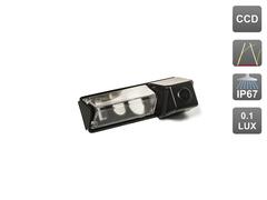 Камера заднего вида для Mitsubishi Pajero Sport II 08+ Avis AVS326CPR (#058)
