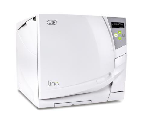 Lina 17 автоклав с автоматическим заполнением водой и USB опцией W&H