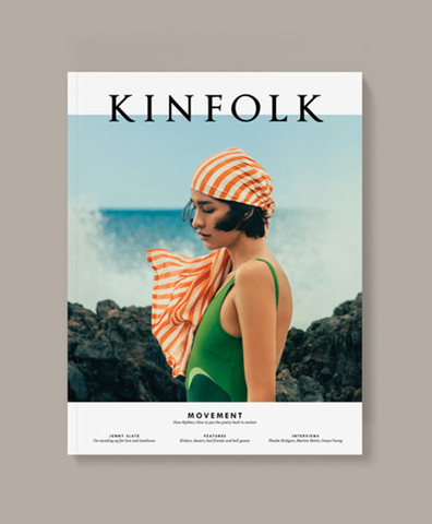 Журнал Kinfolk vol.36 английский