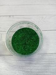 Глиттер темно зеленый 20гр