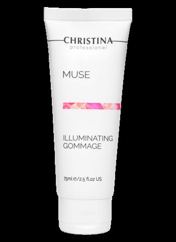 Сhristina Отшелушивающий гоммаж для сияния кожи | Muse Illuminating Gommage