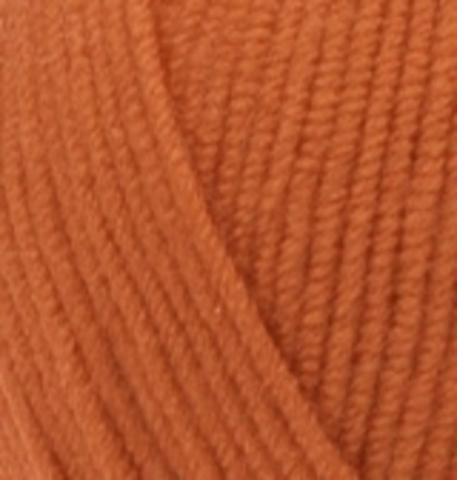 Пряжа Baby BEST Alize 408 Оранжевый