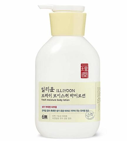 ILLIYOON Fresh Moisture Body Lotion - 350ml