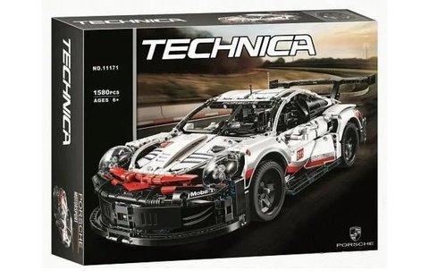 Конструктор Technic 11171 Porsche 911 RSR