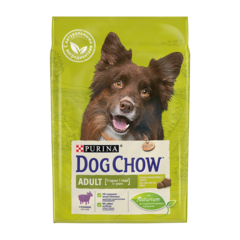 Dog Chow Adult Сухой корм для собак с Ягненком