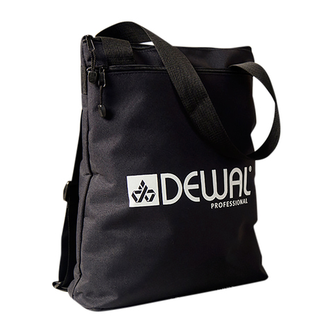 Сумка-рюкзак для парикмахерских инструментов Dewal, 40х36х10 см, черная