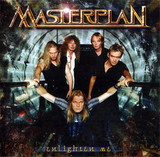 Masterplan / Enlighten Me (RU)(CD Single)