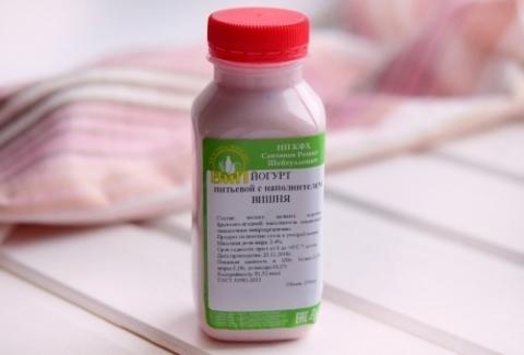 Йогурт «Вишня»