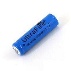 Аккумулятор 14500 AA UltraFire 1200mAh Li-ion 3.7V с защитой