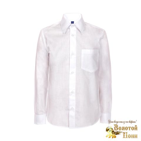 Рубашка для мальчика (116-164) 190219-BS0198