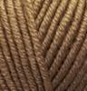 Пряжа Alize SUPERLANA MAXI 137  (Табачно коричневый)
