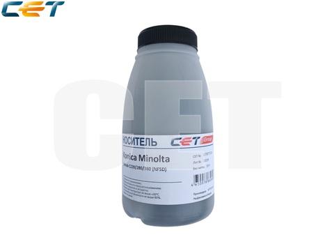 Носитель (девелопер) для черных тонер-картриджей NF5D для KONICA MINOLTA Bizhub C220/280/360 (Japan), 500г/бут, CET8772500