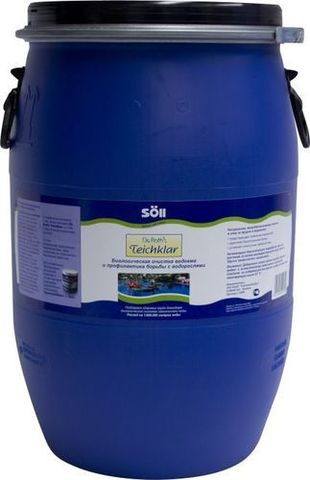 Teichklar 50 кг - Средство для осветления воды