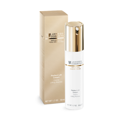 JANSSEN | Anti-age лифтинг-крем с комплексом Cellular Regeneration / Perfect Lift Cream, (50 мл)